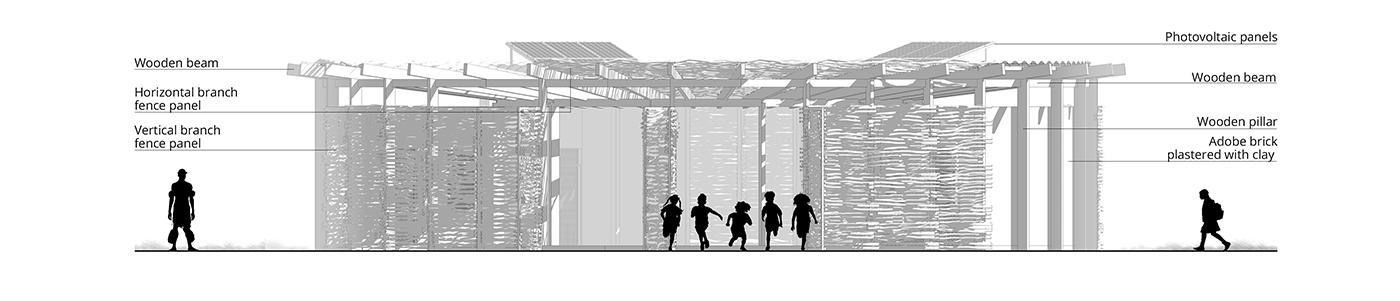 muta arquitetos_escola rural na savana africana 06